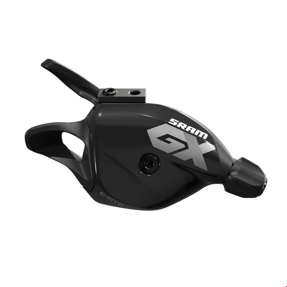Řadící páčka SRAM GX Eagle Single Click, zadní včetně samostatné objímky, černá