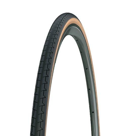 Plášť Michelin DYNAMIC CLASSIC 28-622 (700x28C), černý s hnědým bokem