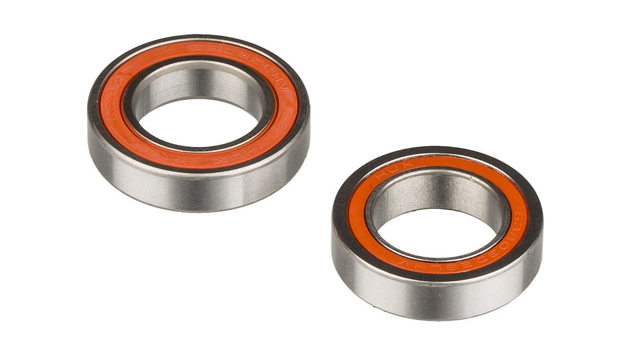 WHEEL HUB BEARINGS - REAR DOUBLE TIME (INCLUDES1-6903/61903 & 1-63803D28) - X0 HUBS/RISE 6