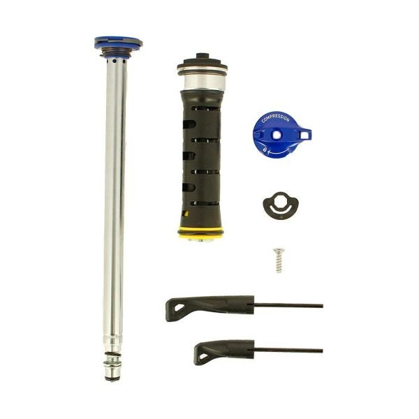 Fork DAMPER ASSEMBLY - CROWN RL (THREAD PITCH 0.8MM) 130-150MM (INCLUDES RIGHT SIDE INTERN