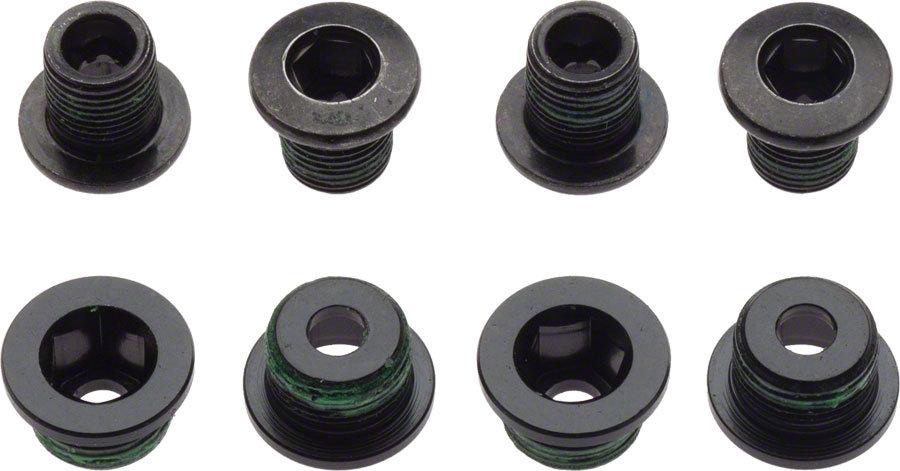 Šrouby pro převodníky 4x2 hliník/ocel, černé