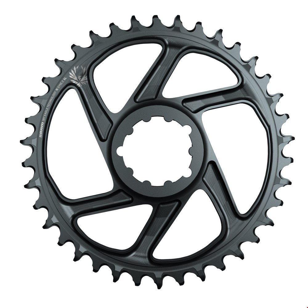 Převodník SRAM X-SYNC 2 SL 38z Direct Mount 3mm Offset Boost Eagle Lunar Grey