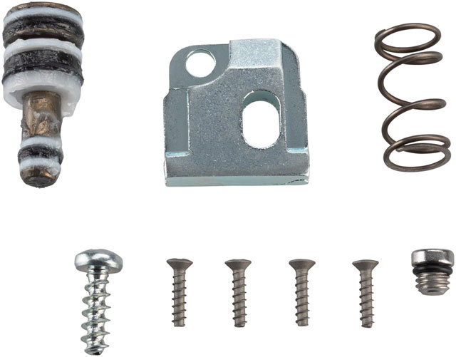 SHIFTER BRAKE MASTER PISTON ASSEMBLY KIT HRD/HRR RIGHT INCLUDING PISTONSTOP PLATE WITH SCR