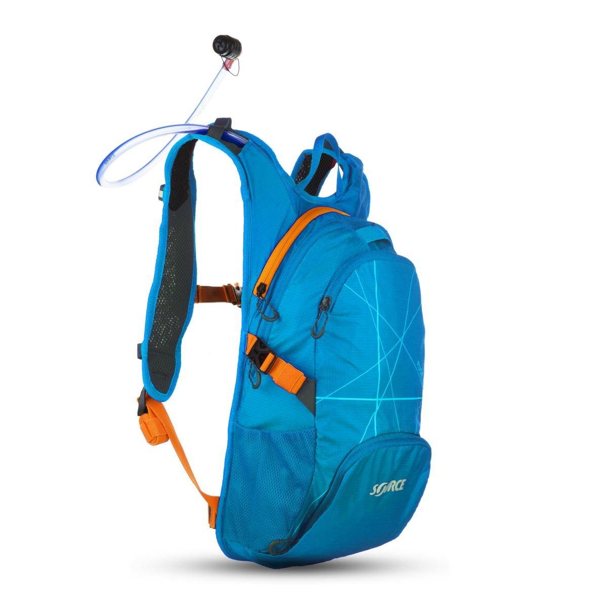 Batoh Source Fuse 8L - světle modrý, 2L vodní vak