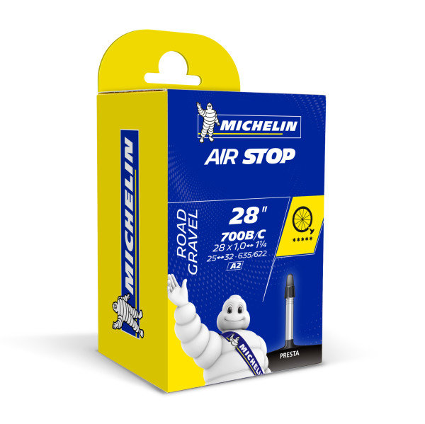 Duše Michelin A2 RSTOP 25/32X622/635, galuskový ventil 40mm