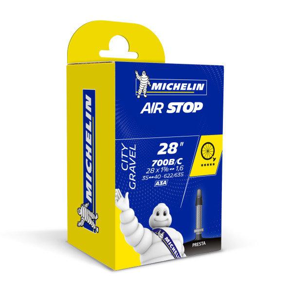 Duše Michelin A3A AIRSTOP 35/40x622/635, galuskový ventil 40 mm