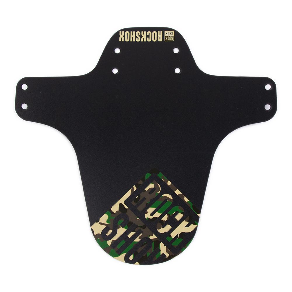 RockShox MTB blatník Black/Green Camouflage