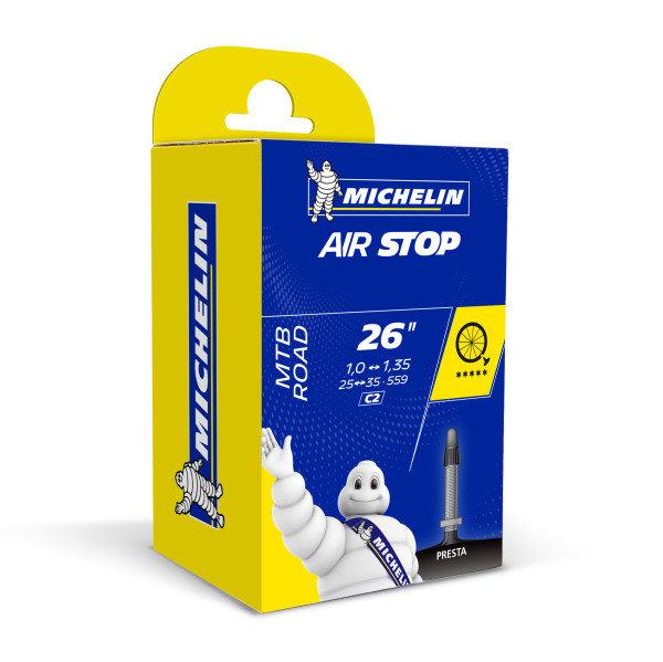 Duše Michelin C2 RSTOP, 25/35-559, galuskový ventil 40 mm