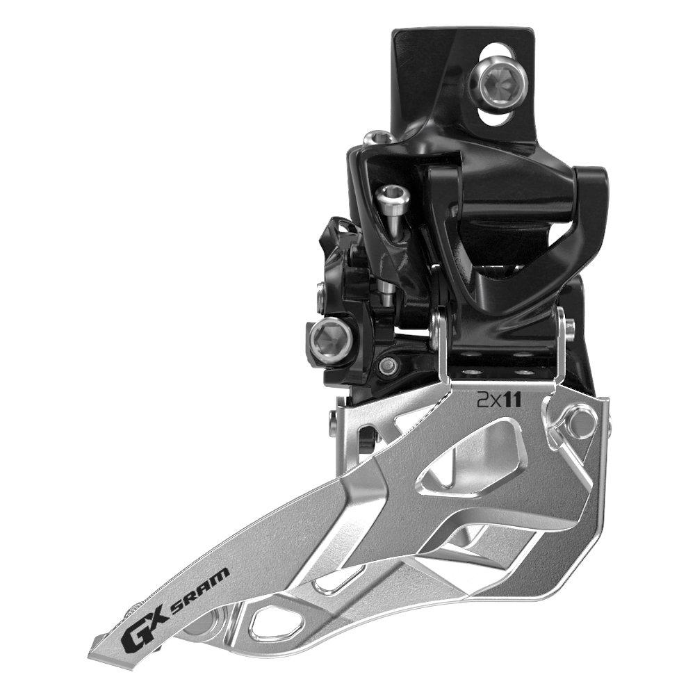 Přesmykač SRAM GX 2x11 horní přímá montáž , spodní tah (Přesmykač SRAM GX 2x11 horní přímá montáž , spodní tah)