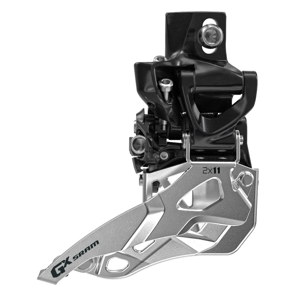 Přesmykač SRAM GX 2x11 horní přímá montáž , horní tah (Přesmykač SRAM GX 2x11 horní přímá montáž , horní tah)