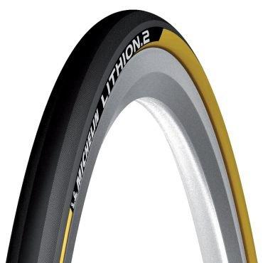 Plášť Michelin LITHION 2 TS V2 23-622 (700x23C), žlutý