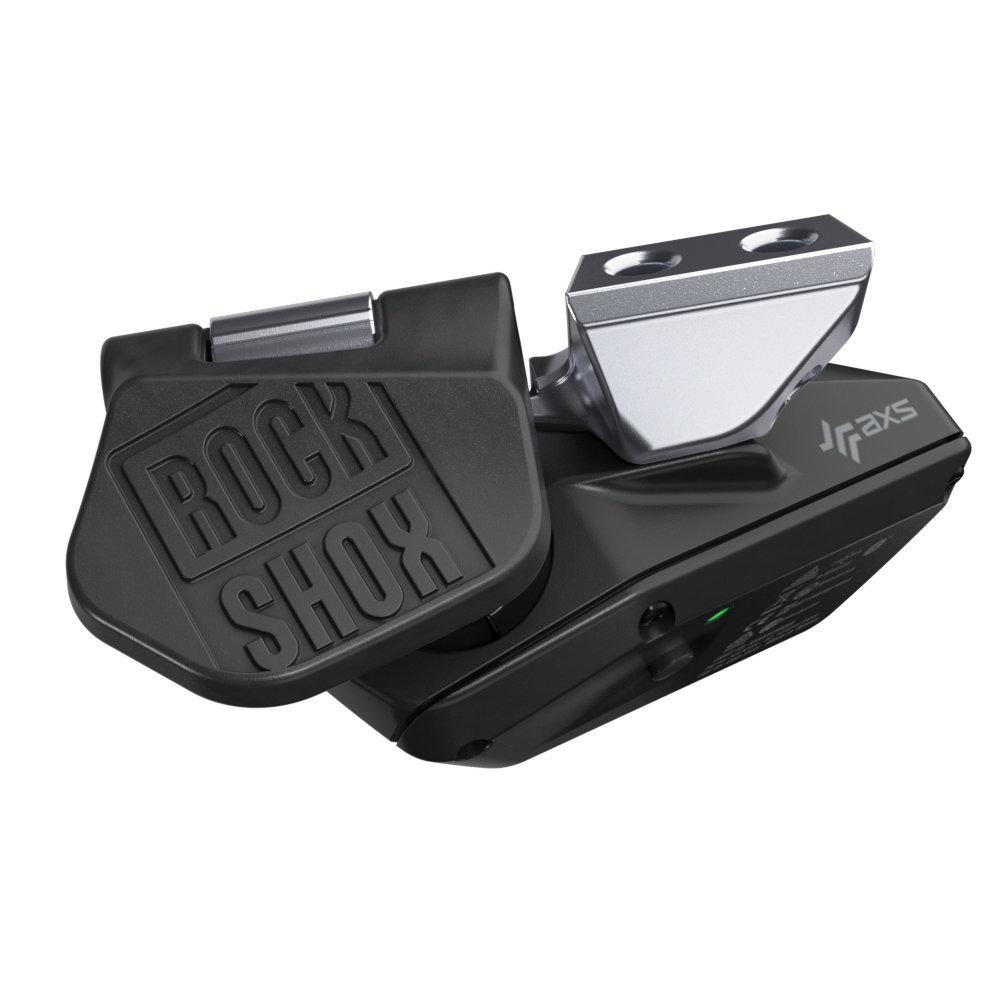 Sedlovka REVERB AXS 30.9mm 100mm zdvih (součástí balení objímka, ovl.páčka, bateria a nabí
