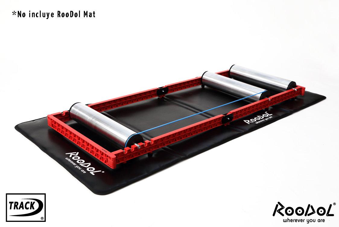 Válce RED RooDol TRACK – Aluminium Pack