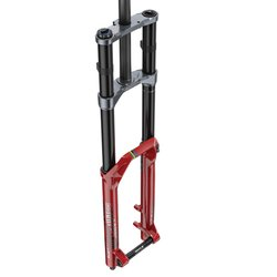 "Vidlice RockShox BoXXer Charger2 RC2 - 29"" BOOST™ 20x110 World Cup - DebonAir 200mm Red, A"