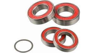 Hub Bearing Set Rear (includes 2-6802, 2-6902 & spacer) Rise60