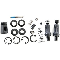DISC BRAKE LEVER INTERNALS/SERVICE KIT - (INCLUDES PISTON ASSEMBLY, BLADDER & SPRING) - XX