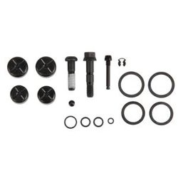 DISC BRAKE CALIPER KIT - (INCLUDES PISTONS, SEALS, GUIDE PIN, BANJO & BOLTS) - ELIXIR 7 TR