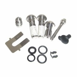 Caliper Hardware Kit (includes Ti body bolts, Ti banjo bolt,bleed screw, pad pin) S4 Calip