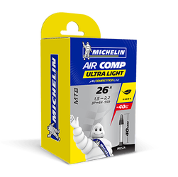 Duše Michelin C4 AIRCOMP ULTRALIGHT  37/54X559 PR 40mm
