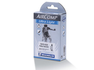 Duše Michelin A1 AIRCOMP ULTRALIGHT 18/23X622, galuskový ventil 52mm
